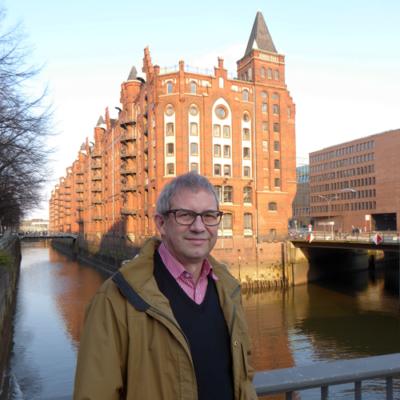 Marius @ Speicherstadt in Hamburg